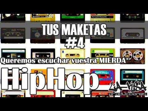 Maketas HipHop Rap - Escuchamos en directo tú música #4