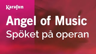 Karaoke Angel of Music - The Phantom Of The Opera *