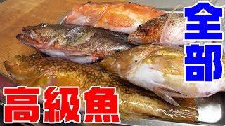 高級魚4種を使って「強烈なチラシ寿司」作ってみた thumbnail