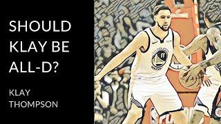 Klay Thompson | Examining his defense  (2019)