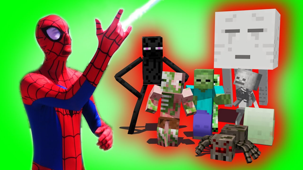 Download Monster School: Superhero Spiderman | Hulk | Star Wars Boys vs. Girls | (Monster School Compilation)