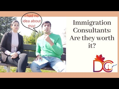 Immigration Consultants: Scam or Help?   DCC Immigration   Desi Chale Canada
