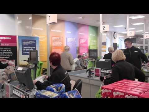Central England Co-operative Concept Stores