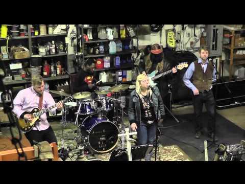 Angela Everwood & The Big Leap - Shop Session 3 - Slowdown