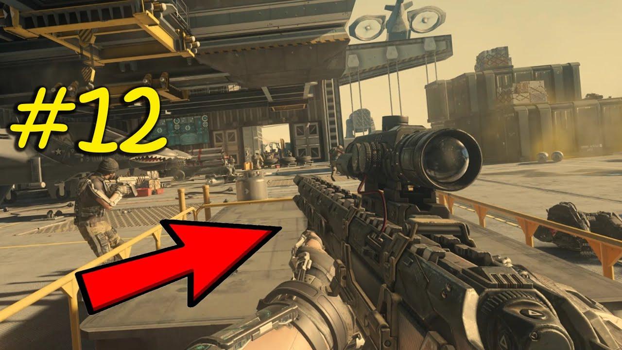 những bộ giáp người máy rất sợ khẩu súng này - Call Of Duty Advanced Warfare - Tập 12