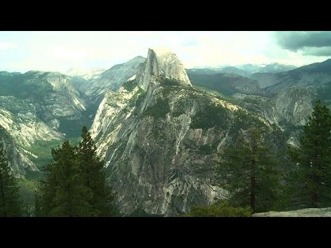 California drought takes toll on Yosemite National Park