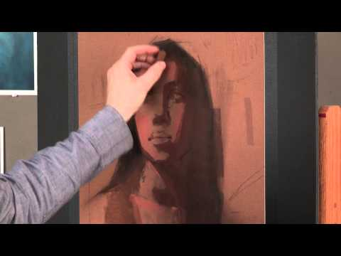 Preview | Essential Techniques for Pastel Portraits with Alain Picard