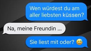 Die 21 witzigsten WhatsApp CHATS unter JUNGS!