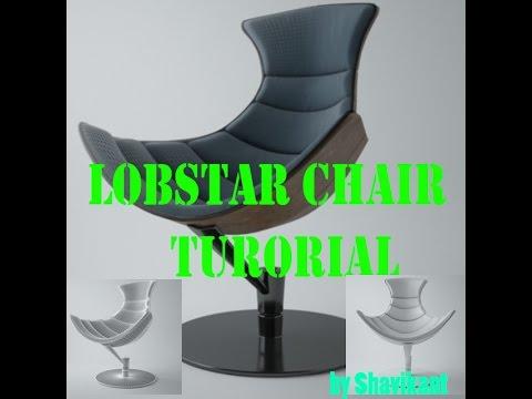 lobster chair tutorial