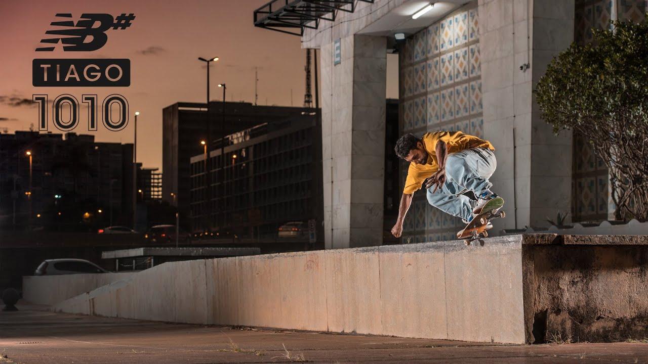 New Balance's Trust Tiago Video