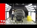 Toyota Research & Development Facility