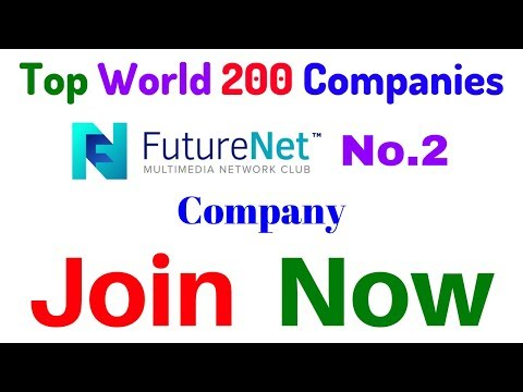 Futurenet.club Top world 200 Direct Selling Companies List  Alexa Ranks No. 2