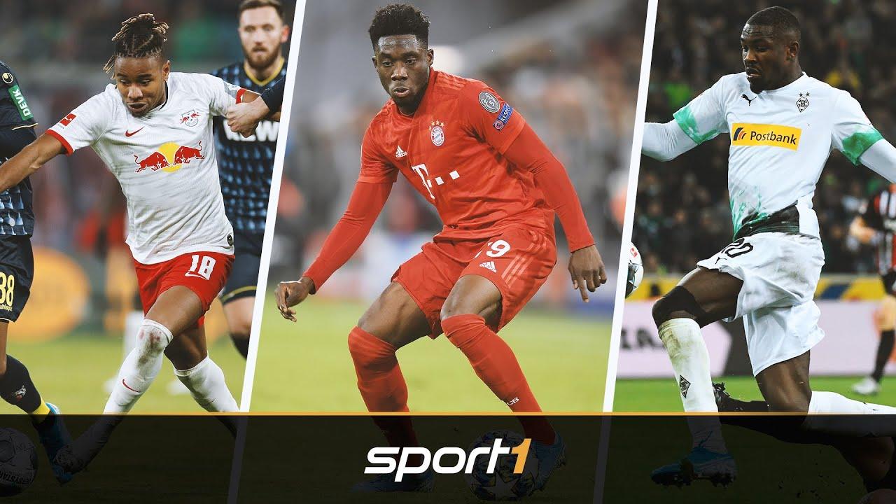 Das sind die Newcomer der Bundesliga-Hinrunde | SPORT1 - TALENT WATCH