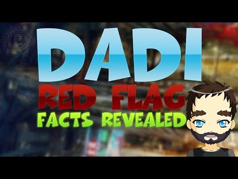 Dadi ICO Red Flag  Facts Revealed