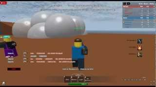 call of roblox gameplay