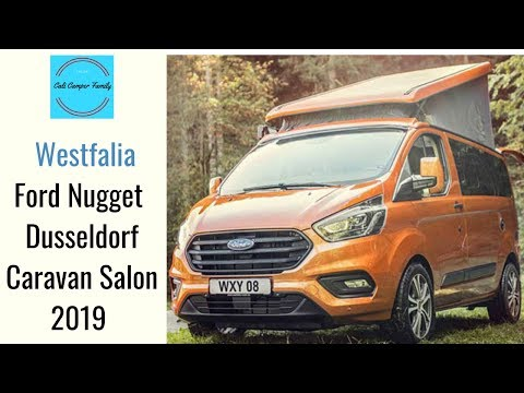 Ford Nugget A 5 Seat Camper Does It Beat The California Dusseldorf Caravan Salon 2019 Youtube