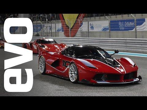 LaFerrari FXX K with Marc Gené | INSIDE evo