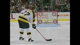 NHL All Star Game 2003 Accuracy Shooting
