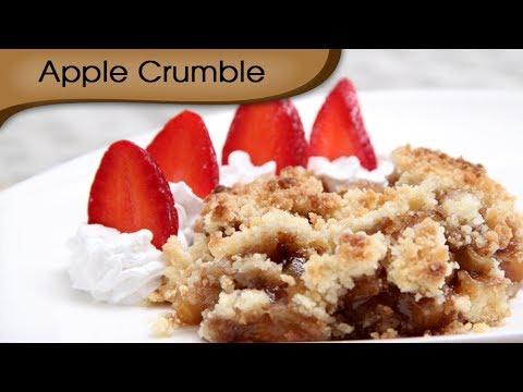 Apple Crumble –  Sweet Dessert Recipe By Ruchi Bharani [HD]