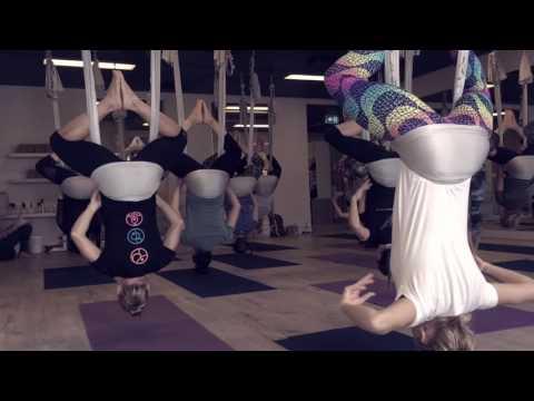 AntiGravity Pilates