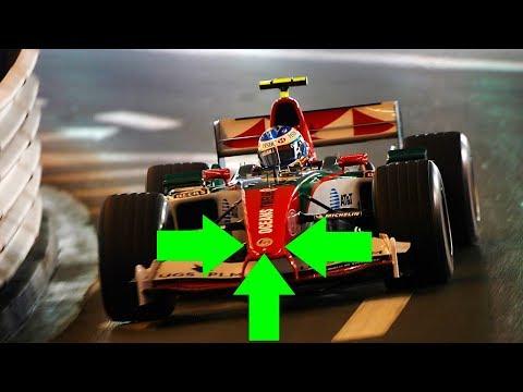 La promoción más bizarra de la Fórmula 1 - Efeuno