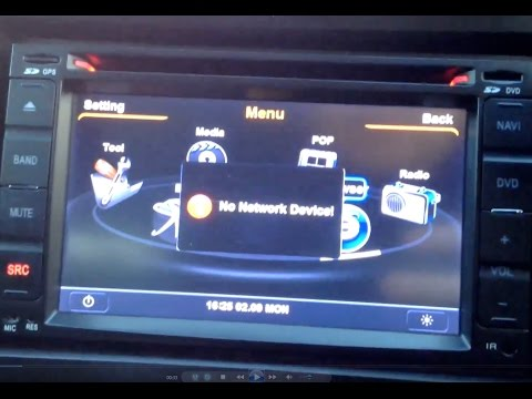 Koolertron S100 Car DVD Unit - WiFi and 3G Dongle Needed?