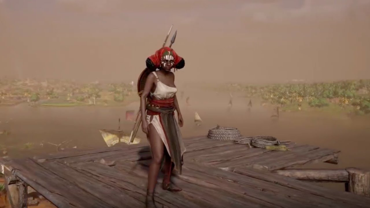 Assassin's Creed Origins Official Animus Control Panel ...