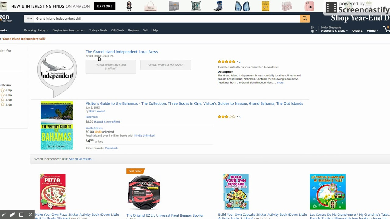 Amazon Com Online Shopping For Electronics Apparel Computers Books Dvds More