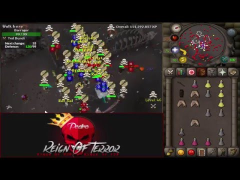 Reign of Terror eradicates Ancient Fury + DF/VR