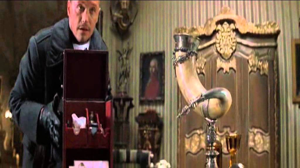 Liga výjimečných (2003) - holící scéna