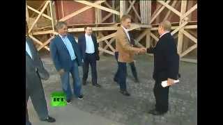Путин посетил-таки Валаам.mp4