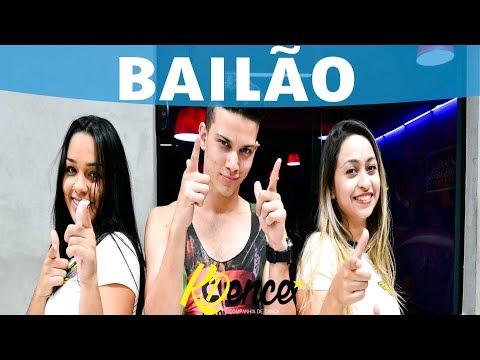 Bailão - MC Leléto e MC GW | Coreografia KDence