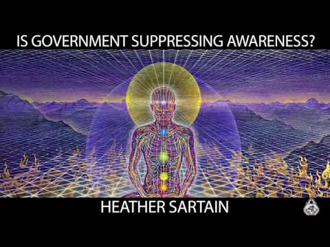 IS GOVERNMENT SUPPRESSING AWARENESS?