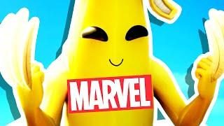 Fortnite's a Marvel Movie (Season 4 Battle Pass)