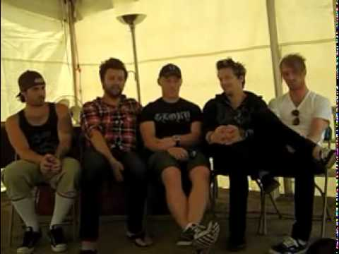 Exclusive Kutless Interview at Soulfest