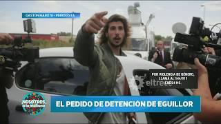 Detienen a Rodrigo Eguillor acusado de abusar a una mujer