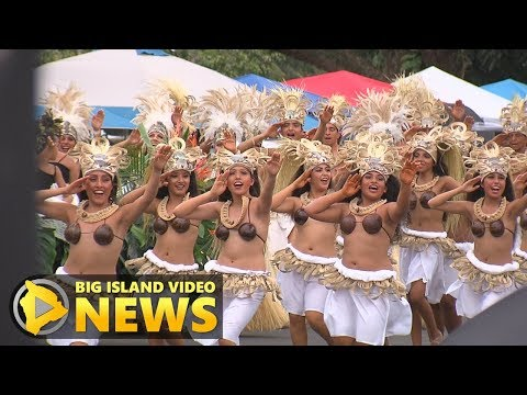2018 Merrie Monarch Royal Parade In Hilo (Apr. 7, 2018)