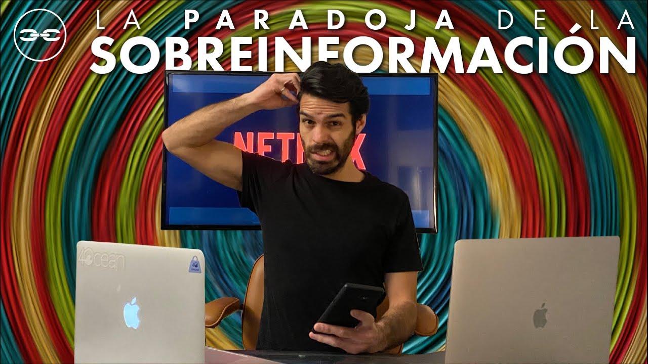 (VIDEO) Cómo nuestro Consumo de Información está Distorsionando la Realidad