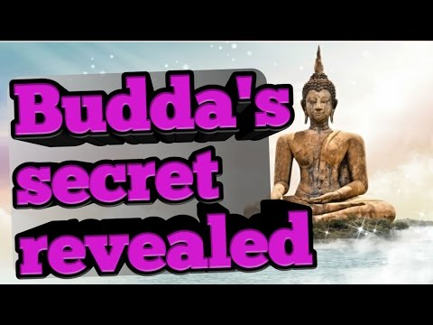 Budda Secret Name. Buddha Reality. Buddha Name Story.