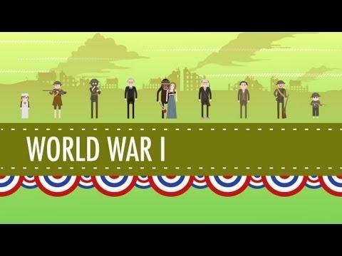 America in World War I: Crash Course US History #30
