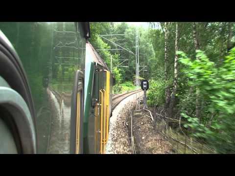 ferrovia di  Flam  Flamsbana / Flamsbahn norvegia  1/3