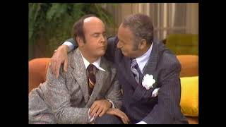 Harvey Korman Cracks Up in Dog Sketch With Tim Conway