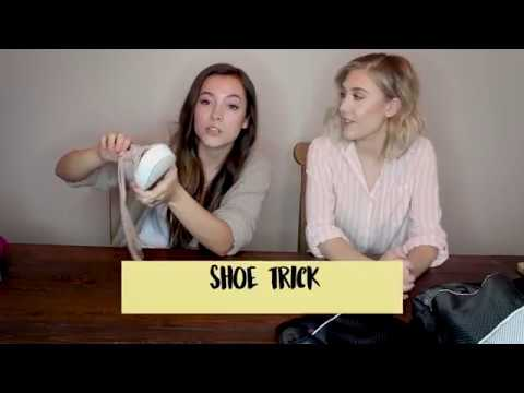 Maddie & Tae: Travel Tips & Tricks!