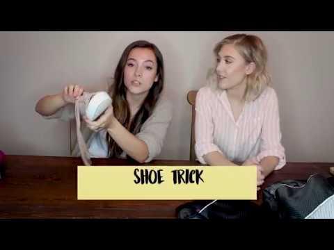 Maddie & Tae: Travel Tips & Tricks!