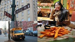 Vlog NY: Target, Central Park e Applebee