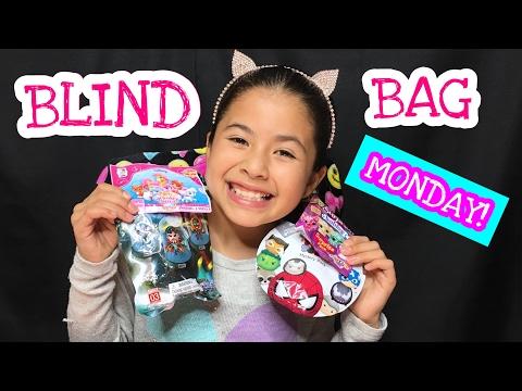 BLIND BAG MONDAY! | MARVEL,DISNEY AND CRA-Z-ART