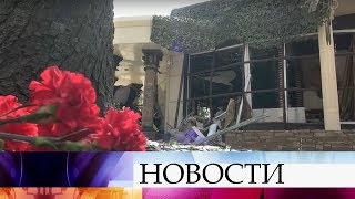 Денис Пушилин заявил, что главу ДНР Александра Захарченко убили при содействии западных спецслужб.