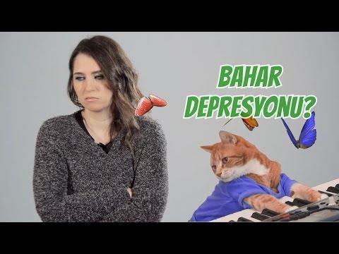 Bahar Depresyonu Nedir?