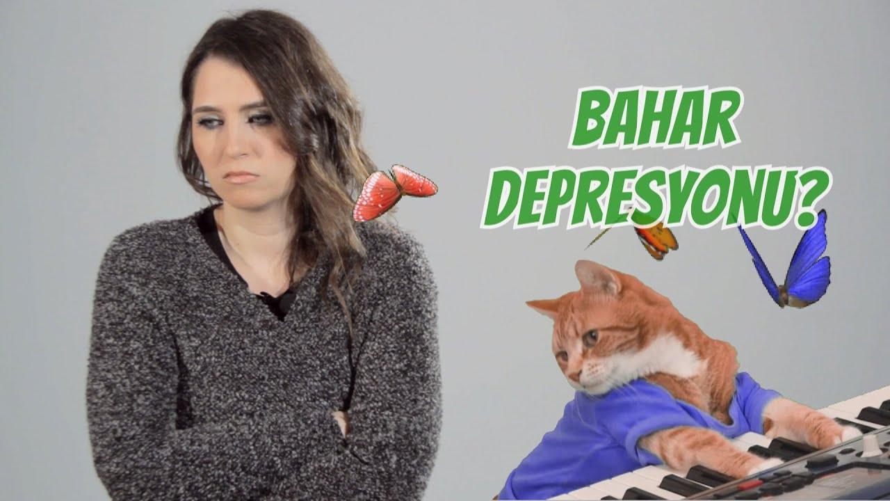 Bahar Depresyonu Nedir