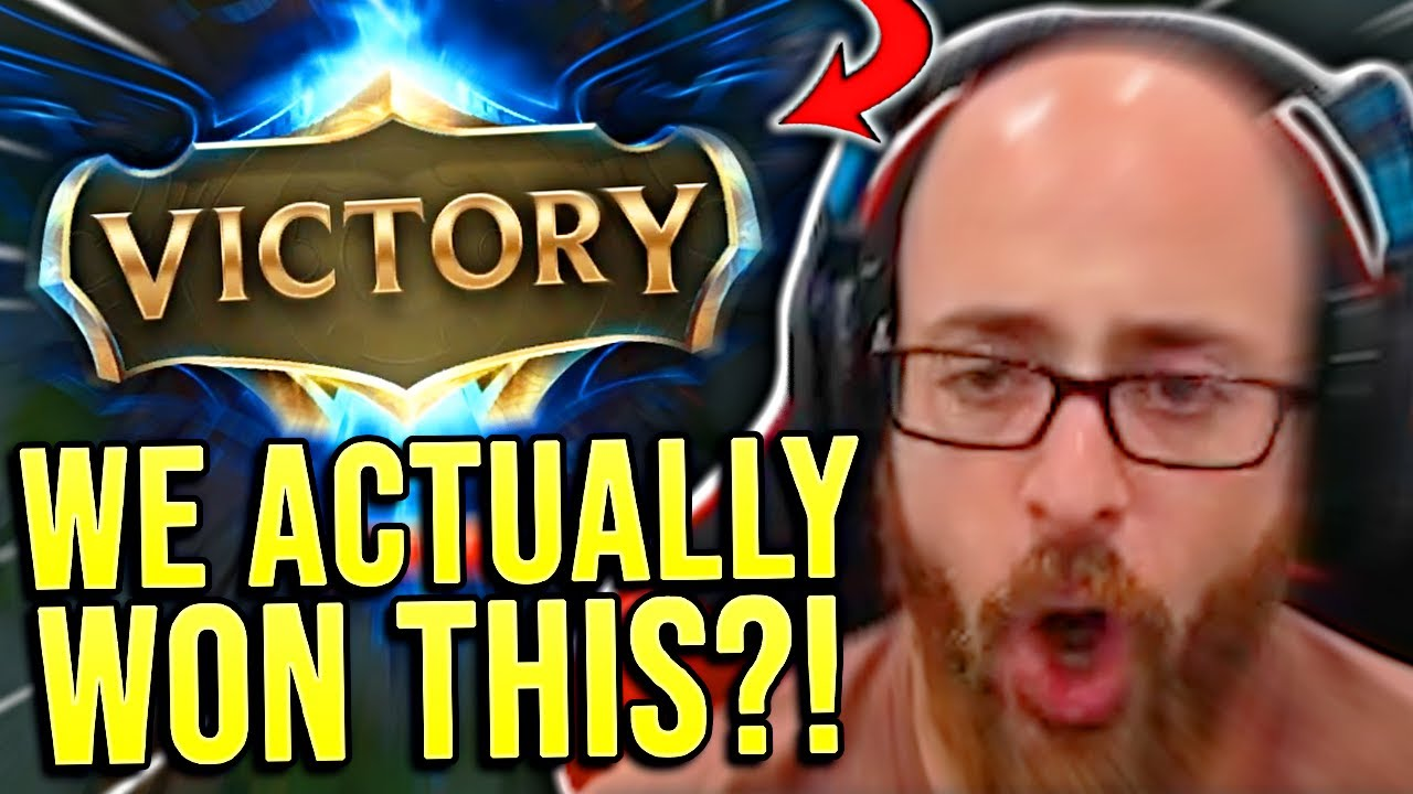I CAN'T BELIEVE WE ACTUALLY WON THIS GAME!!! - SRO 60 Days to Masters